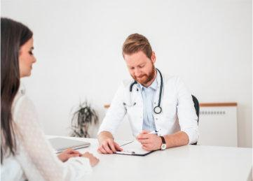Konsultacja Fizjoterapeuty